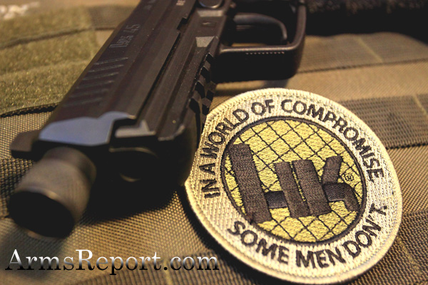 HK45 No Compromise