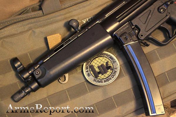 HK Licensed Zenith MKE ZRS w/German Mag and Wide Handguard